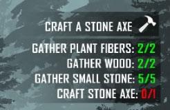 石斧の作成