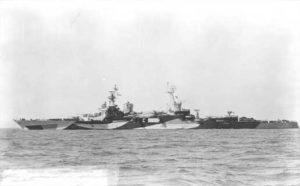 ポートランド級重巡洋艦インディアナポリスがフィリピン沖で発見!!