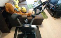【実践】4ヶ月で-6kg達成! エアロバイクで簡単ダイエット!!【継続中】